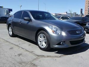 2012 Infiniti G37X Luxury AWD|NAVI|B.CAMERA|LEATHER|SUNROOF