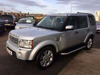 LAND ROVER DISCOVERY 4 3.0 SD V6 4X4 AUTO HSE - FINANCE AVAILABLE