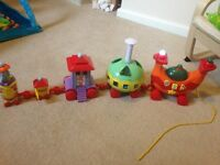 NINKY NONK TRAIN SET £20ono EXCELLENT CONDITION