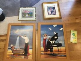 Framed Wall Prints