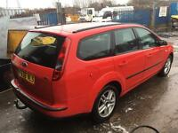 Focus 1.6 tdci estate breaking for parts