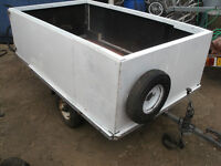 Car Trailer 6ft x 4ft