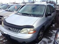 2003 Ford Windstar Sport CALL 519 485 6050 CERT AND E TESTED