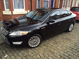 Just 1 Day Offer!!! Ford Mondeo 2.0 TDCi Titanium X - BLACK, 5 dr. High Specification