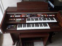 Technics U60 Electronic Organ.