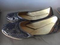 Mens Mojri/Slip on Indian Shoes