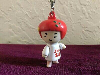 Girl Cartoon Character (Dalki Strawberry Shortcake Girl Korean Cartoon Character Keychain)