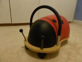 Wheelybug Ladybird - Large