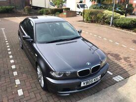 BMW 3 SERIES 318 CI SPORT 2DR AUTO