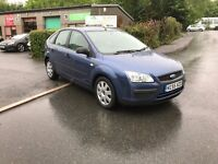 Ford Focus 1.6 LX 5dr, 72k Full Service History