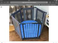 Linda Playpen with padded mat