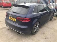 Audi s3 dsg 5door 2014