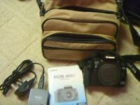 CANON EOS 400D AND ACCESSORIES