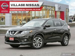 2014 Nissan Rogue SL NO ACCIDENTS! ONE OWNER!