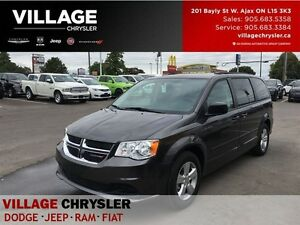 2017 Dodge Grand Caravan SE Plus|Bluetooth|103 kms|Roof Rack|Rea