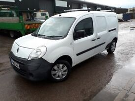 12 RENAULT KANGOO 1.5 DCI LONG!!! EXCELLENT CONDITION!!! 3 MONTHS WARRANTY!!! SAT NAV!!! AIR CON!!!