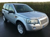 2007 LAND ROVER FREELANDER 2 2.2 TD4 HSE 5 DR 4X4 STATION WAGON AUTOMATIC IMM...