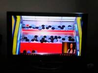 "Panasonic viera 42"" full hd 600hz plasma tv"
