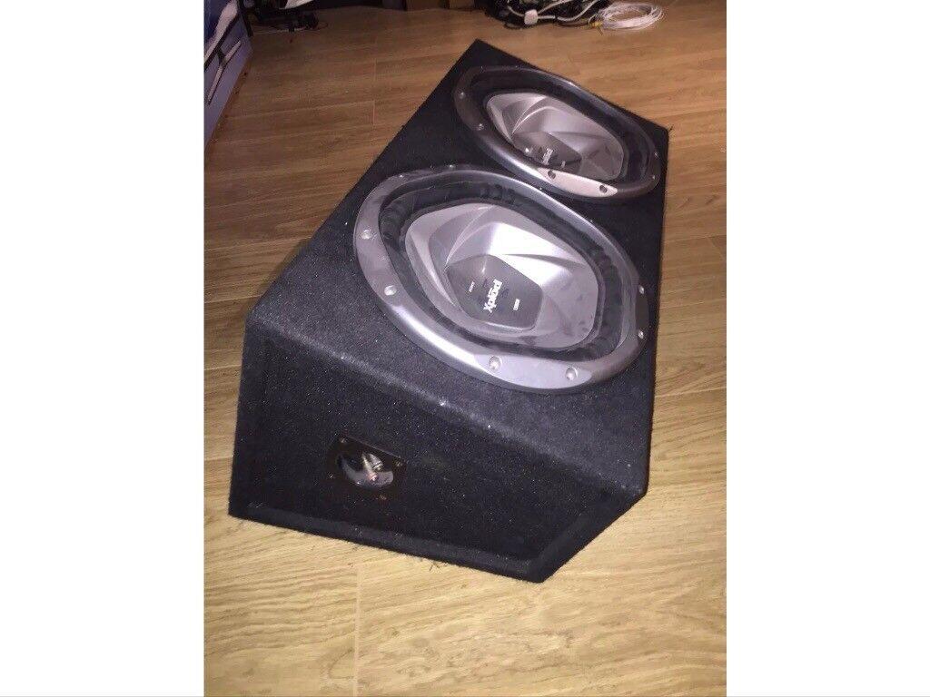 SONY SUBWOOFER XL SERIES (2600W) £100.00