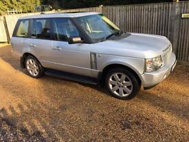 Range Rover 3.0 td6 vogue