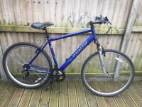 Apollo Encounter mens hybrid bike Large Frame Aluminium Shimano