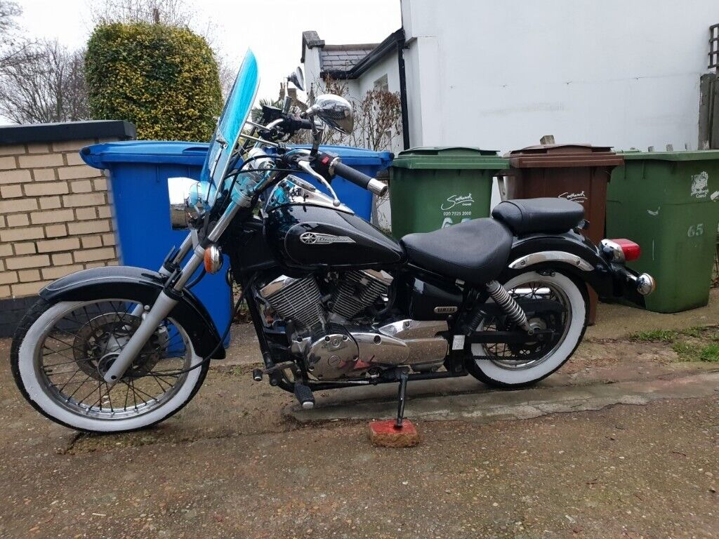 gumtree messages only open to reasonable offers 125 dragstar in good  condition with radio/stereo  | in East Dulwich, London | Gumtree