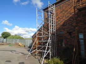 boss narrow tower scaff