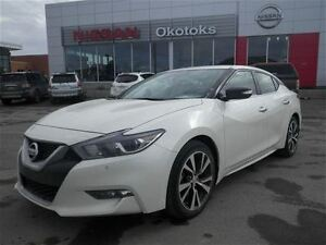 2017 Nissan Maxima 3.5 SV Leather Remote Start