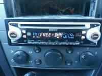 Sony Car Radio Tuner Car Stereo Car Headunit CD Player