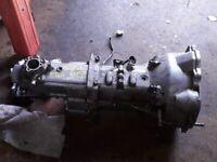 Suzuki SJ410 Gearbox