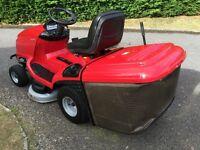 Honda ride on mower HF2315 15BHP