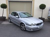 Jaguar X Type 2.5 With Full Leather !!