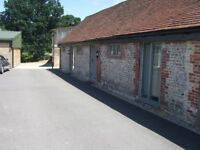 lovely converted farm office building to rent 2x 900sqft as one or two units