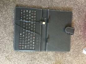 Tablet accessories and dictionaries