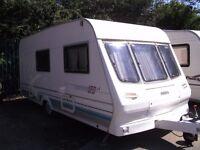 1999 Lunar Ultralight 470-4 Lightweight Caravan(relisted due to timewaster)