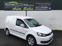 2014 CADDY TRENDLINE 1 UK OWNER ONLY 29K MILES*FINANCE AVAILABLE*
