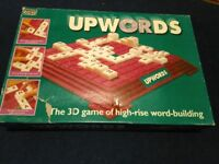 Upwords - Board Game