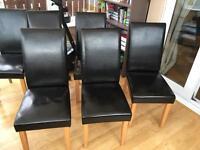 Dinning Chairs x6