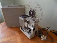 Vintage Eumig P8 Phonomatic Projector with Carry Case - Made in Austria