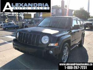 2007 Jeep Patriot Sport 4WD safety included