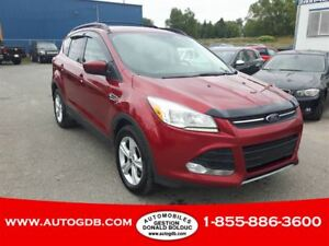2014 Ford Escape 4 portes SE, Traction intégrale AWD 2.0L