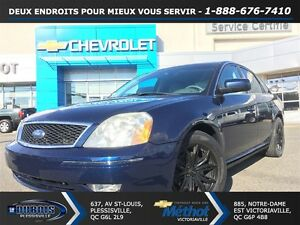 2006 Ford Five Hundred SEL + BONNE CONDITION + MAGS