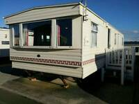 Caravan To let for holidays in North Wales