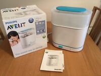 Philips Avent 3-in-1 Steriliser - very good condition.