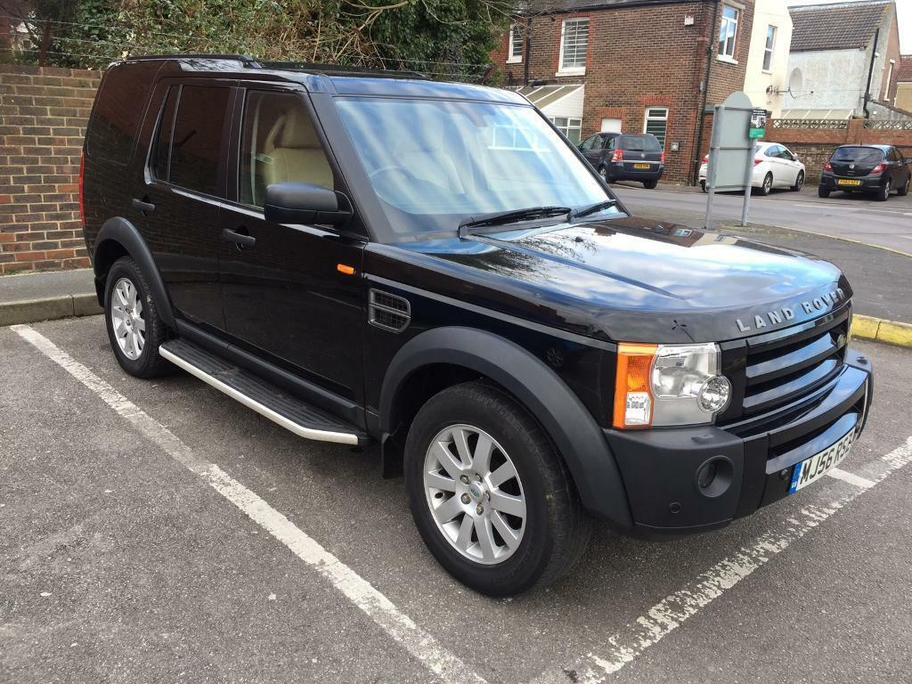 2007 land rover discovery 3 service history 7 seater in portsmouth hampshire gumtree. Black Bedroom Furniture Sets. Home Design Ideas