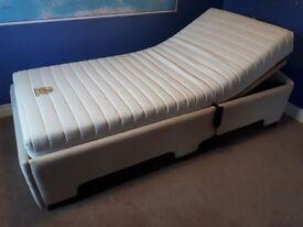 Kyote Single electric bed memory foam mattress