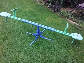 Kids active see saw