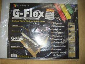 """G-Flex by Genesis, """"crack matt"""""""