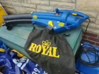 Royal garden vac