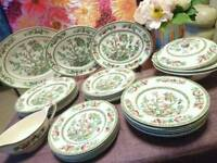 Johnson's Brother 32-piece Dinner Set